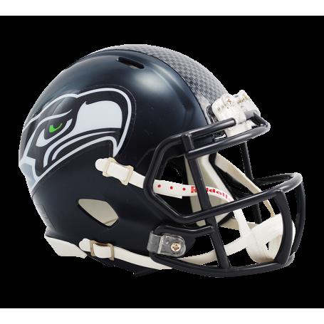 Seattle replica mini speed. Seahawks helmet png