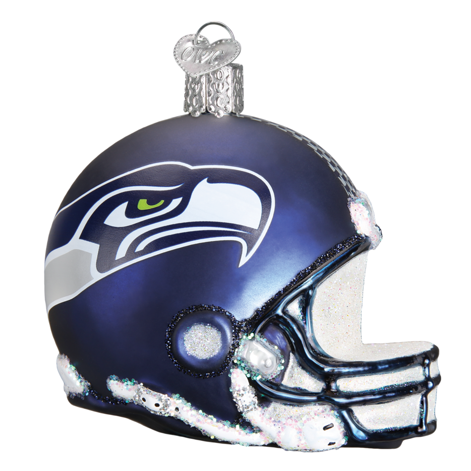 Seattle old world christmas. Seahawks helmet png