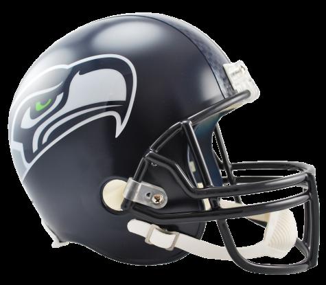 Seattle nfl full size. Seahawks helmet png