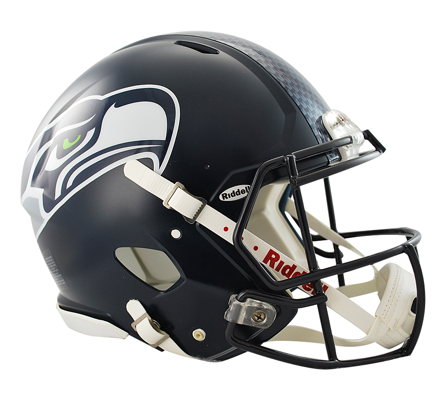 Seahawks helmet png. Seattle authentic full size