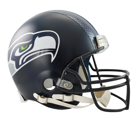 Seahawks helmet png. Seattle vsr authentic decal