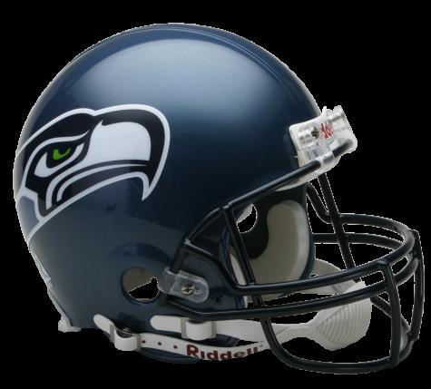 Seattle vsr authentic throwback. Seahawks helmet png