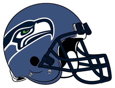 Image seattle rightface american. Seahawks helmet png