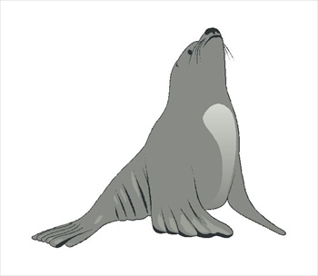 Seal clipart. Free seals graphics images