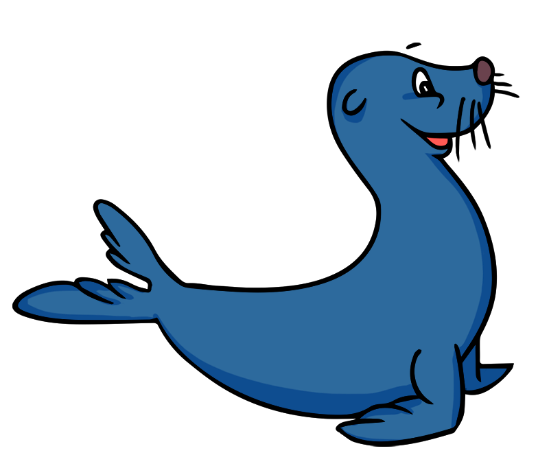 . Seal clipart
