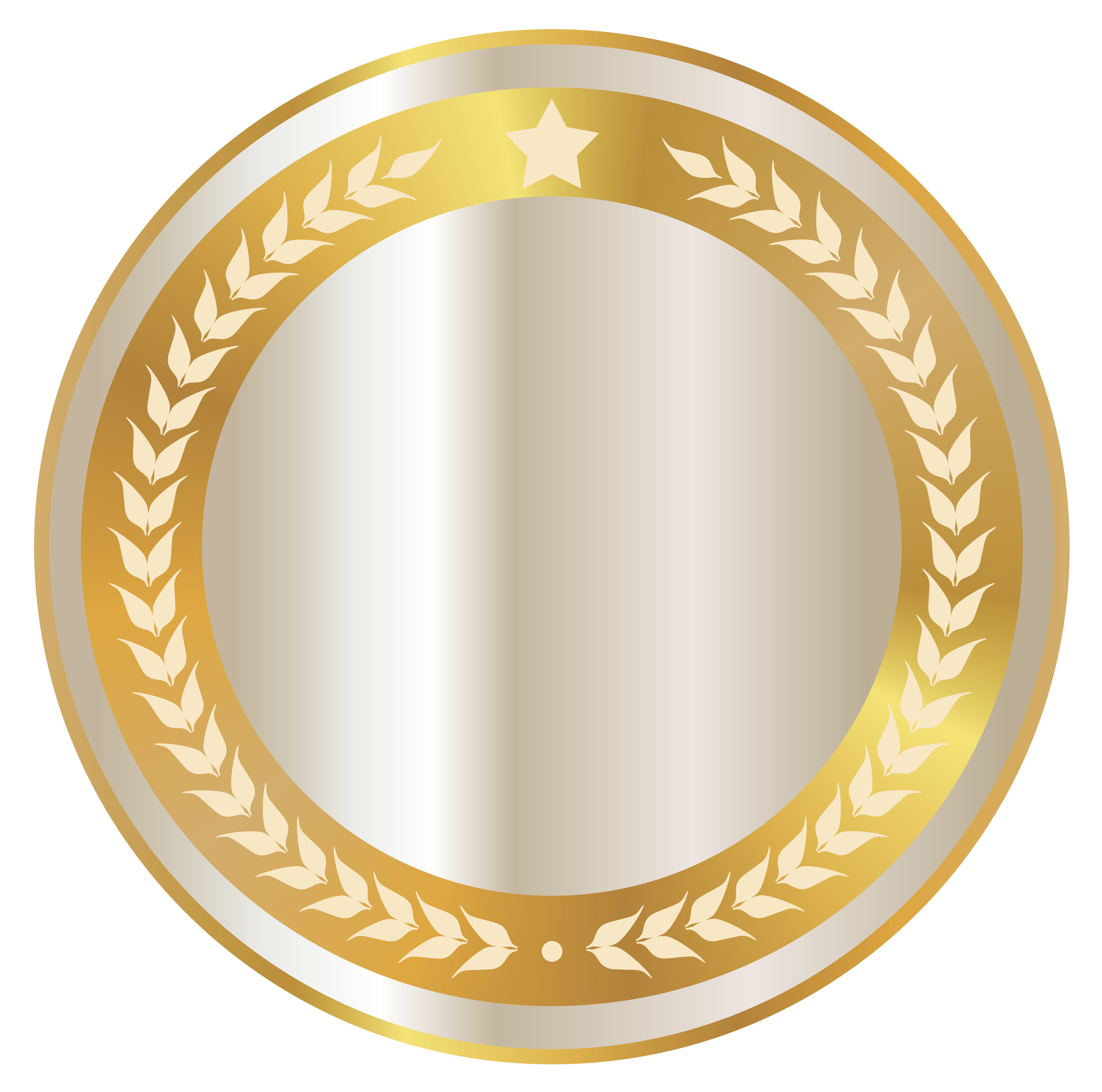 Golden and white png. Seal clipart happy