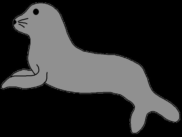 huge freebie download. Seal clipart happy