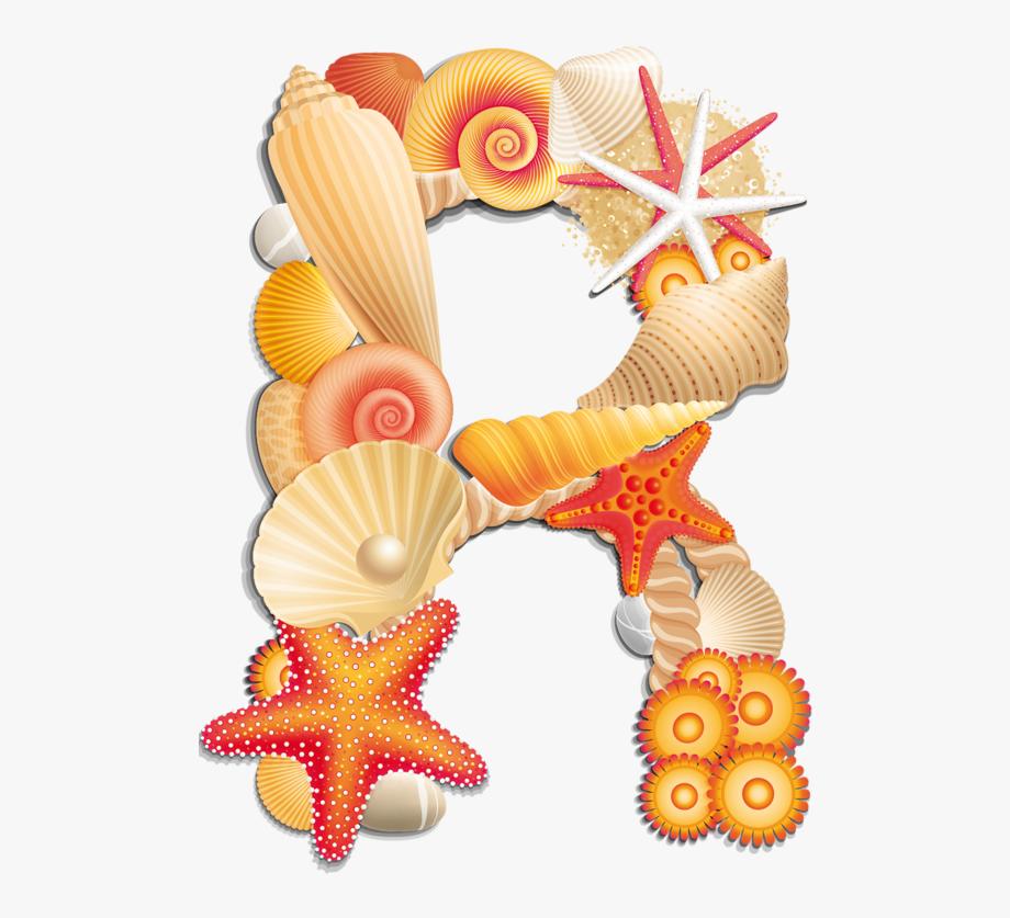 Starfish clipart beach item. Seashells seashell letter a