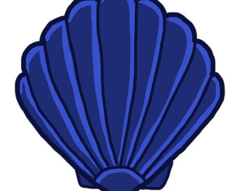 Shell clipart cute. Free shells download clip