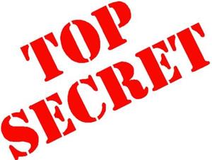 Secret clipart. Top