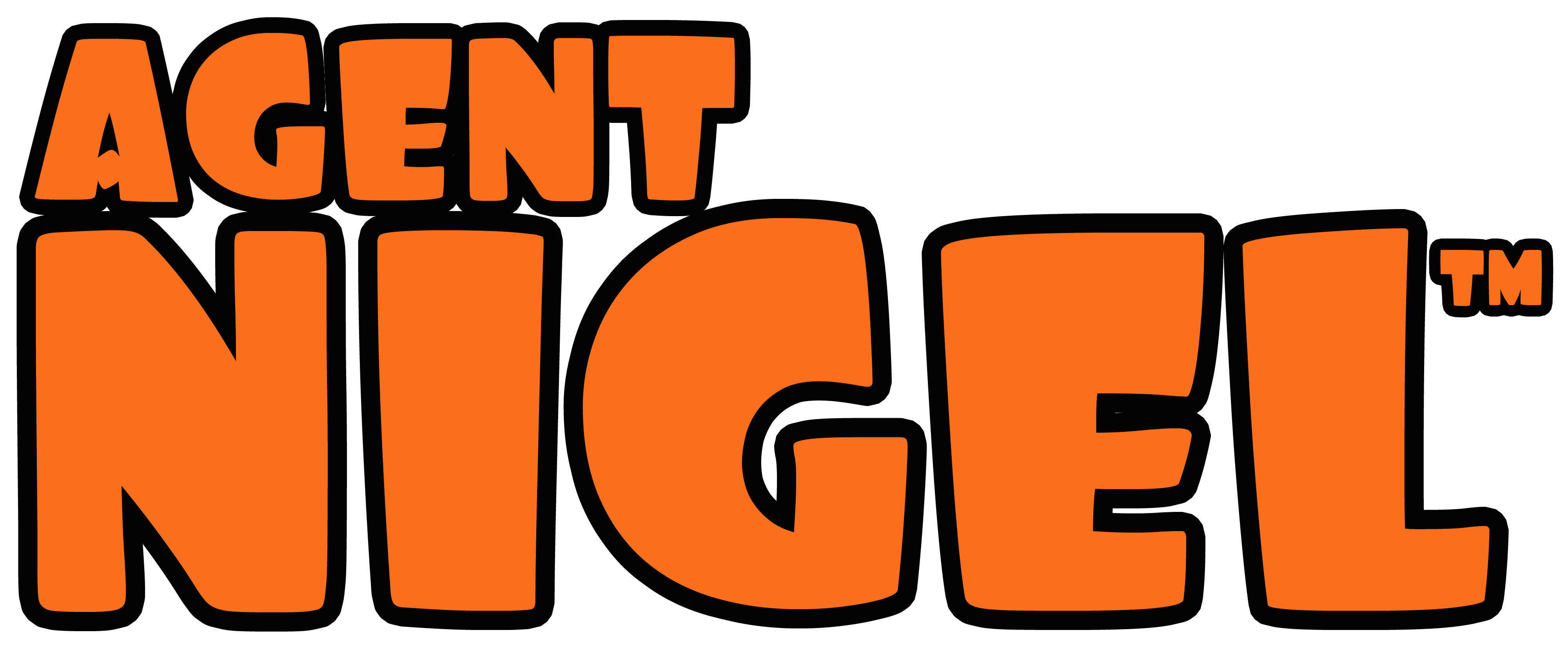 Secret clipart agent orange. Nigel