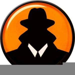 Free images at clker. Secret clipart agent orange