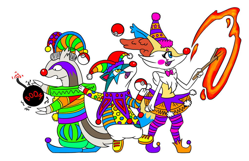 Spectrepaw by tf circus. Secret clipart group gossip