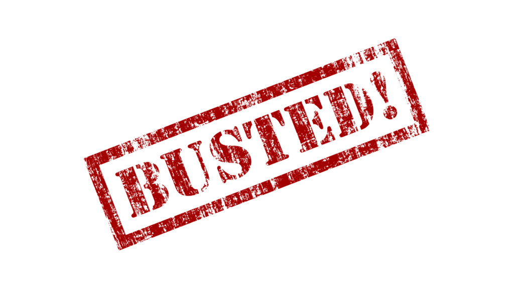 Busted rubber picryl. Stamp clipart secret