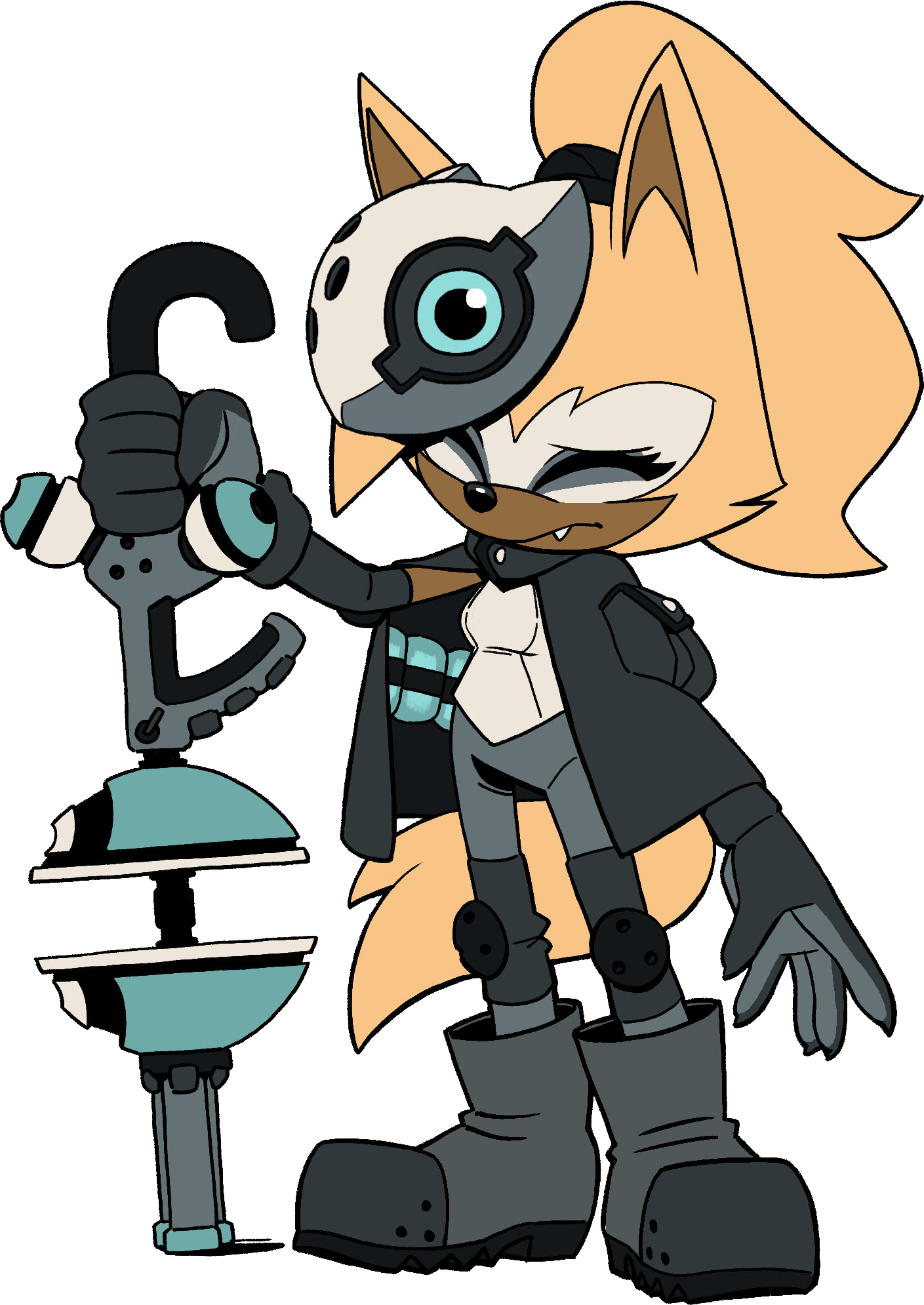 Whisper the wolf sonic. Shot clipart dr tool