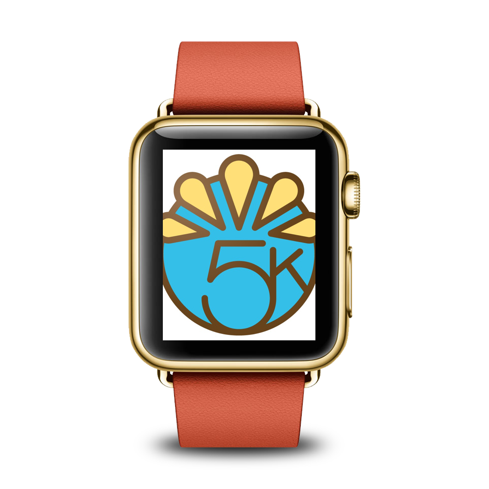 The thanksgiving activity challenge. See clipart apple watch