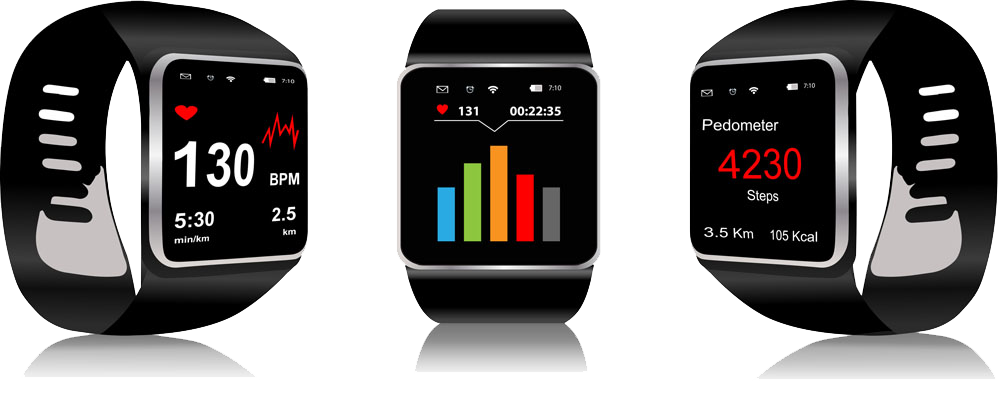 Series smartwatch stock illustration. See clipart apple watch