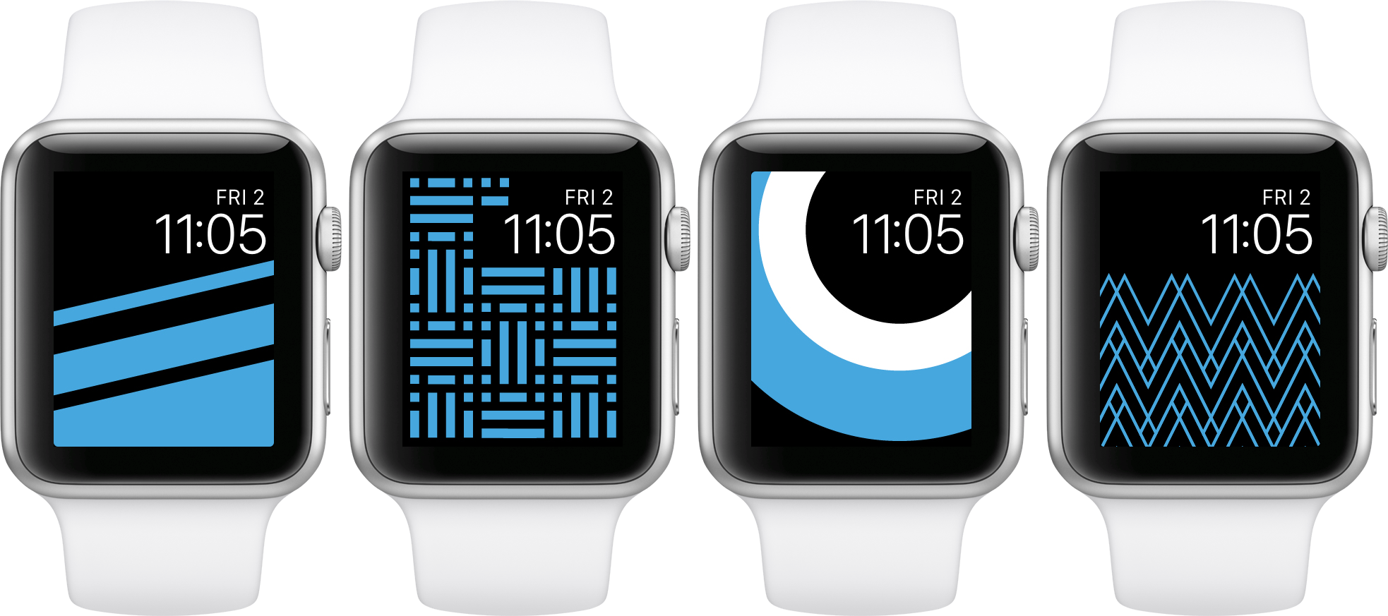 Faces a website for. See clipart apple watch
