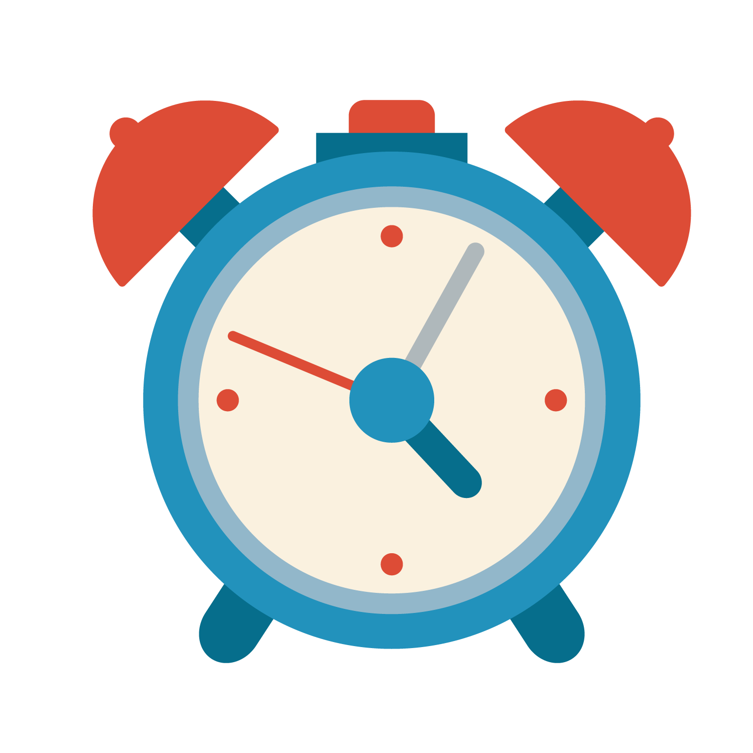 Alarm clock icon transprent. See clipart blue watch