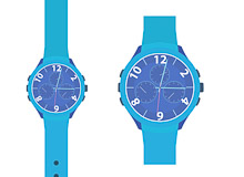 See clipart blue watch. Search results for watchband