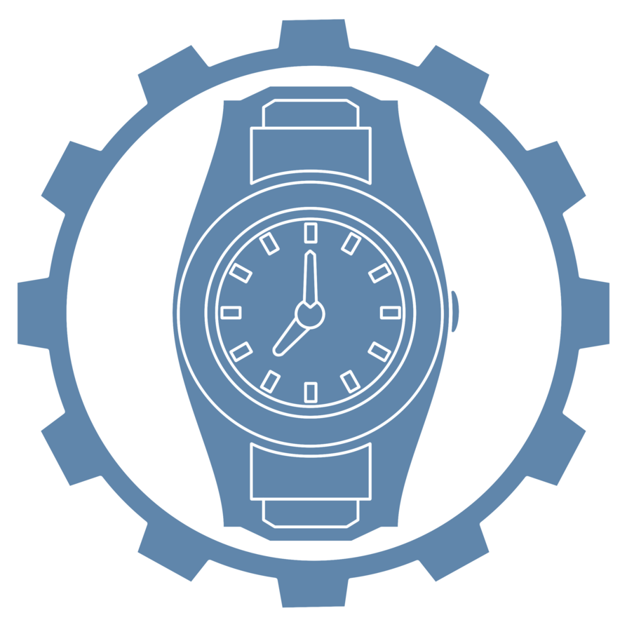 Full bottle by markolios. See clipart blue watch