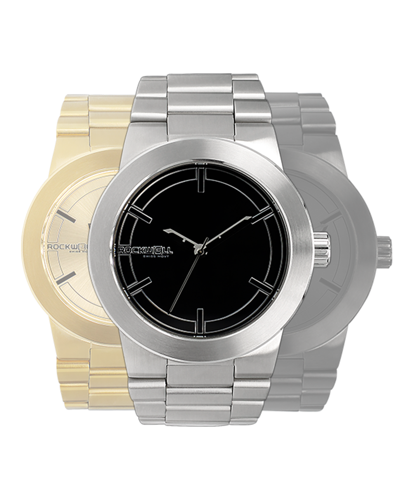 Men s rockwell time. See clipart mens watch
