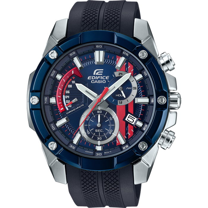 See clipart mens watch. Limited edition collection edifice