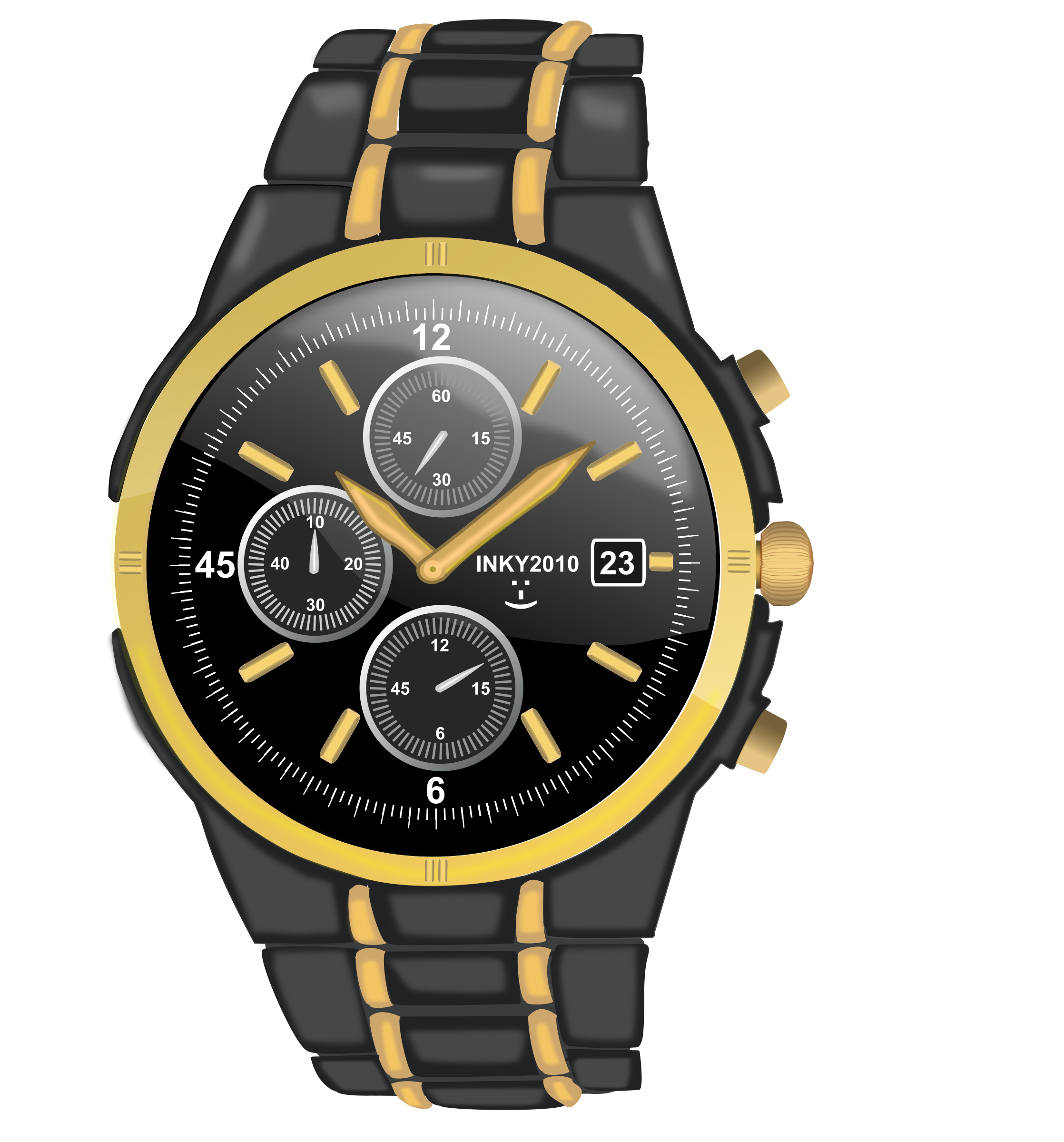 Arm big image png. See clipart mens watch