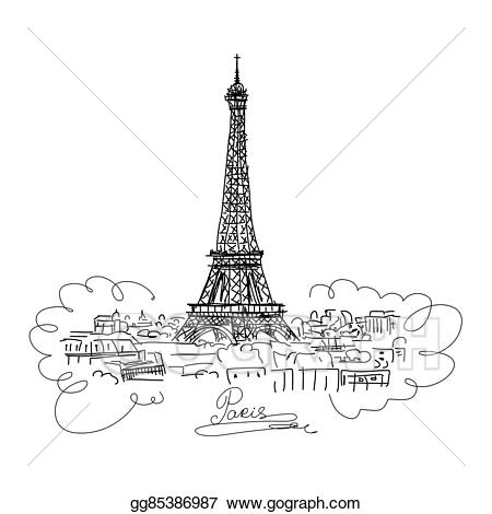 see clipart sketch