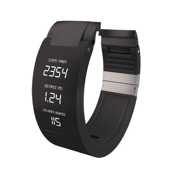 Kairos t band smartwatch. See clipart smart watch