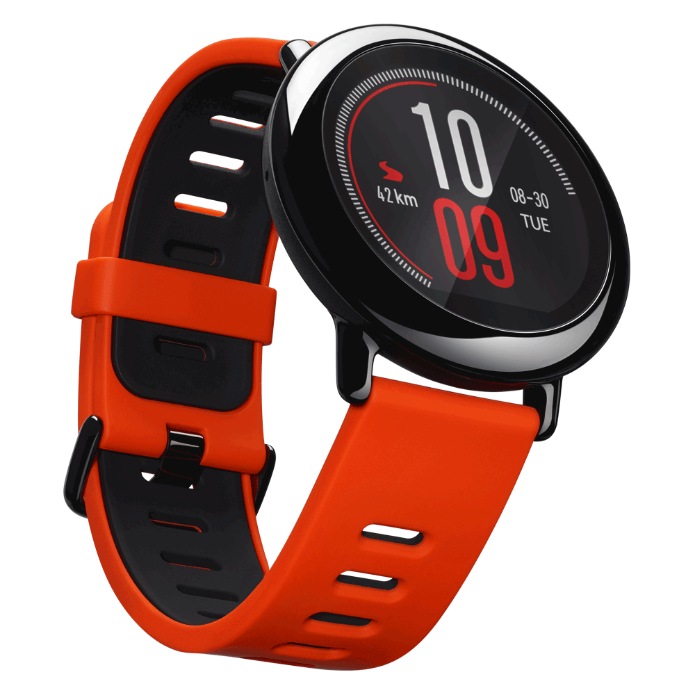 See clipart smart watch. Amazfit pace sports tracking