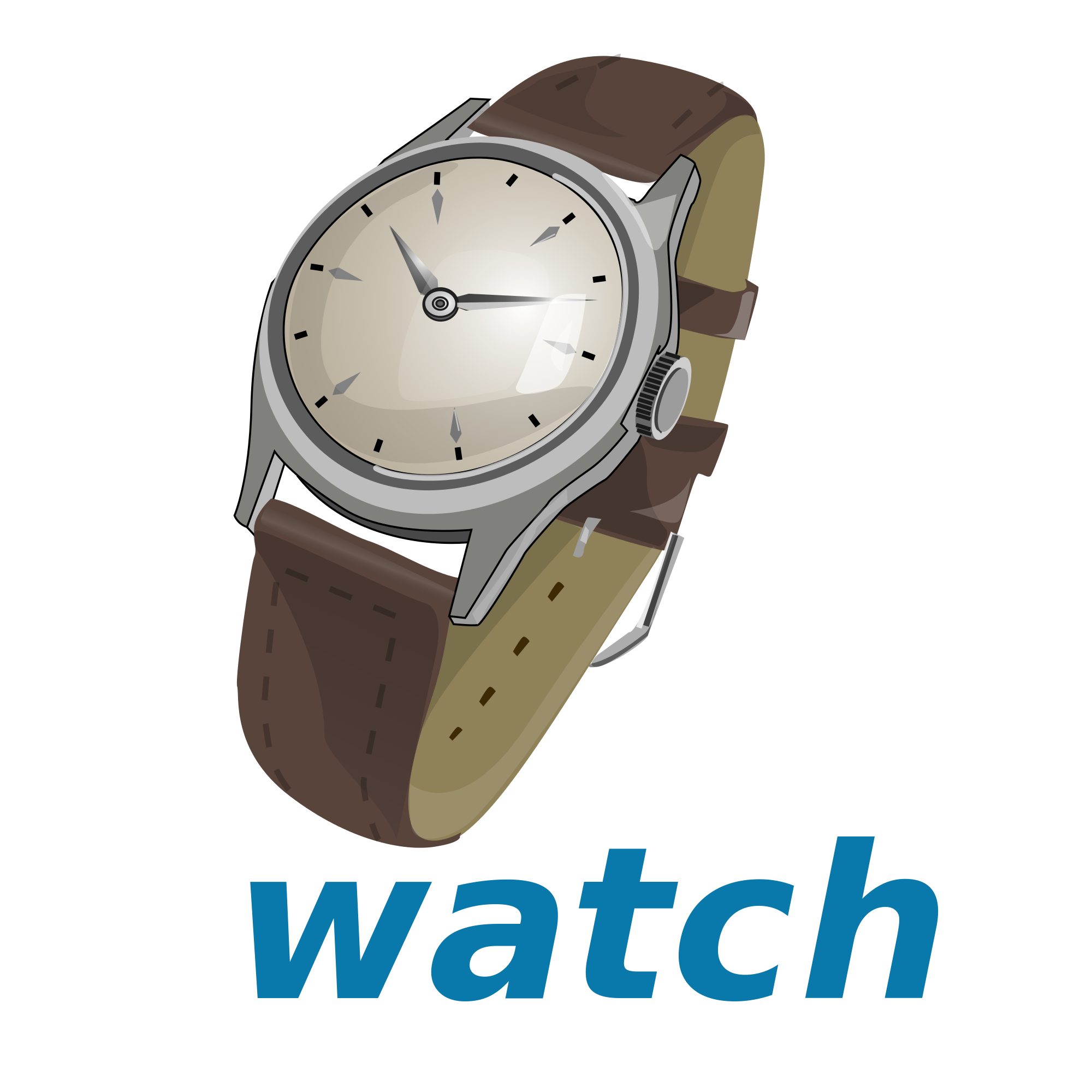 See clipart wacth. File wikivoc watch svg