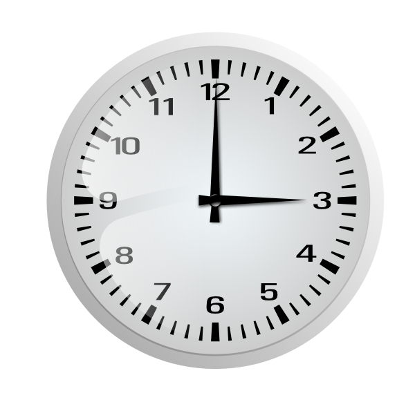 Wall clip art at. See clipart watch clock