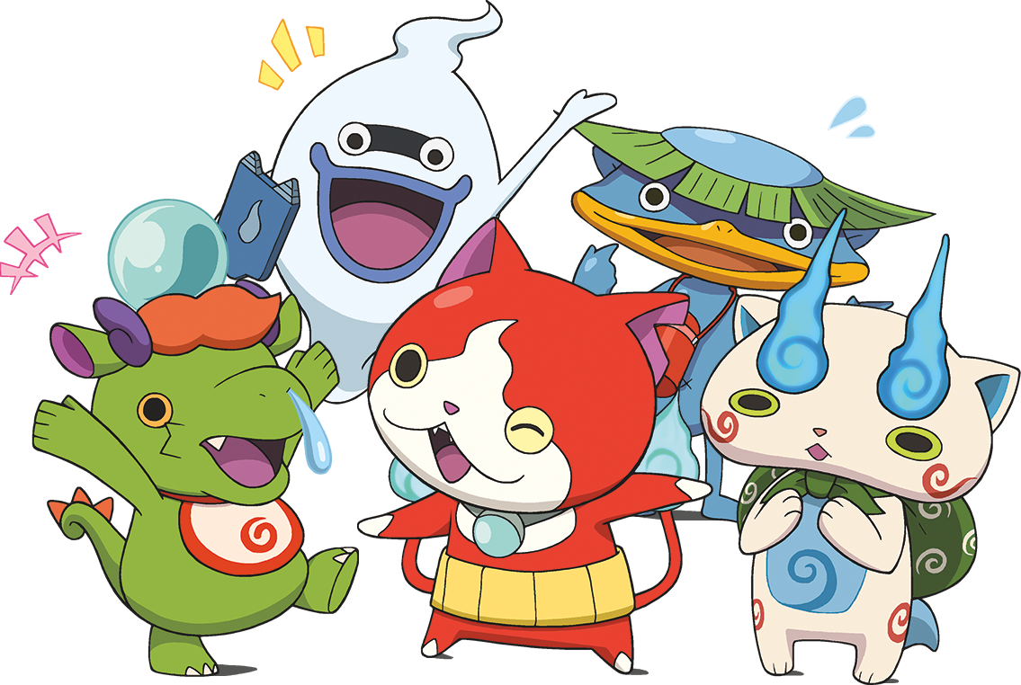 Discover yo kai for. See clipart watch line