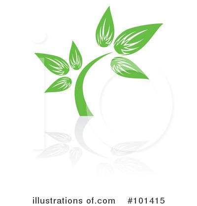 Illustration by milsiart royaltyfree. Seedling clipart