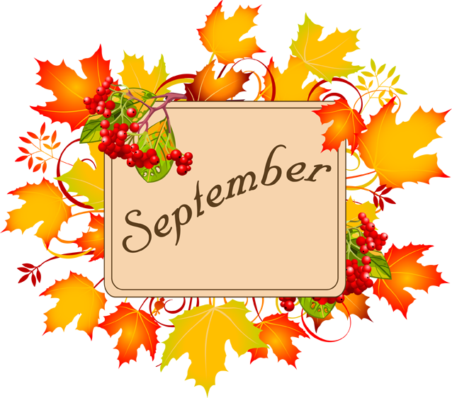 Fall september clip art. Clipart stars gooseberry