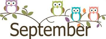 September clipart. Free clipartix