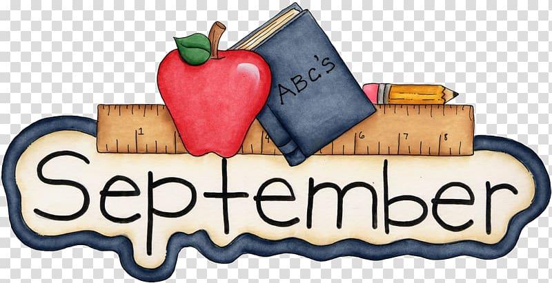 September clipart first. Illustration elementary school day