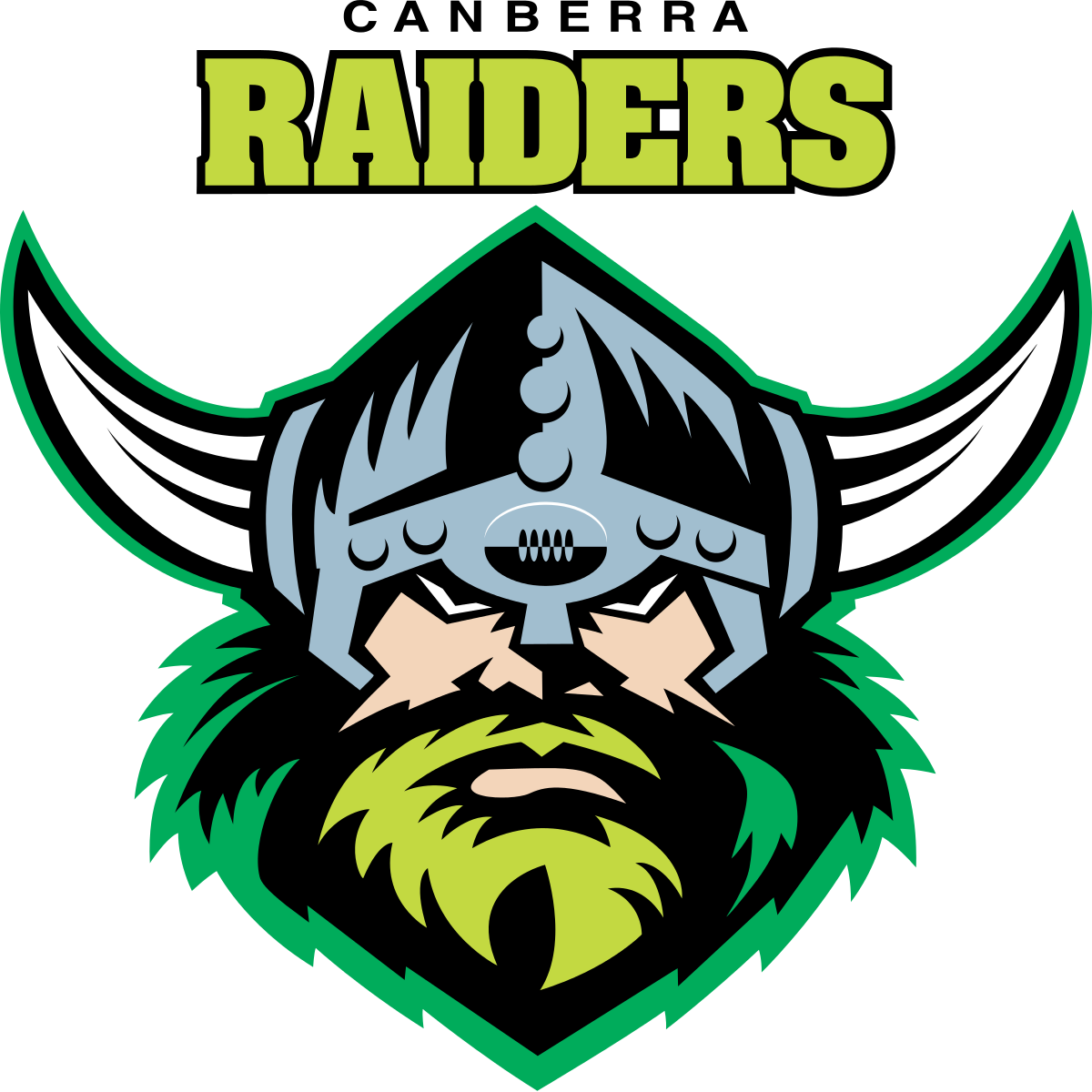 Canberra raiders wikipedia . Warrior clipart viking iceland