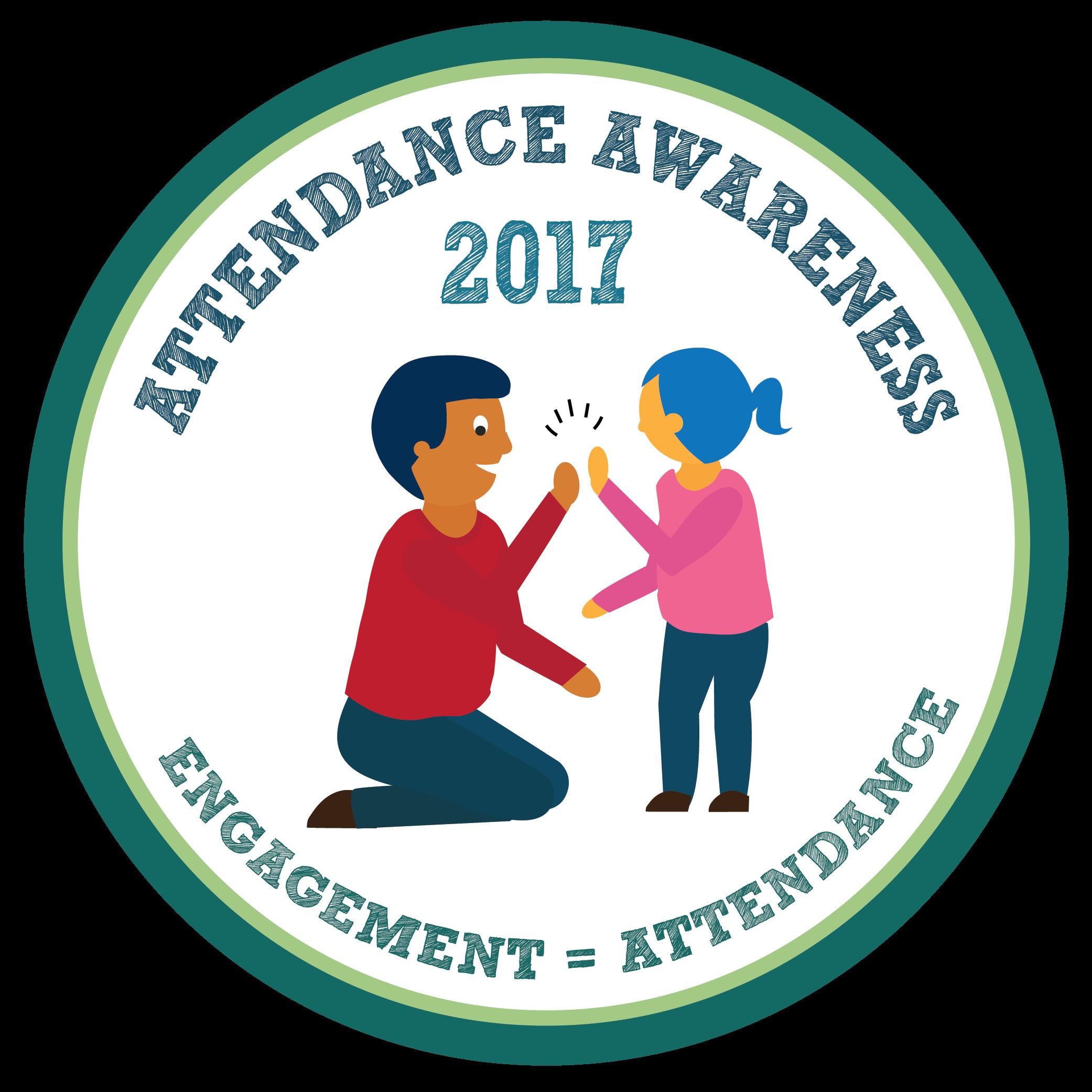 Working clipart work attendance.  september awareness month
