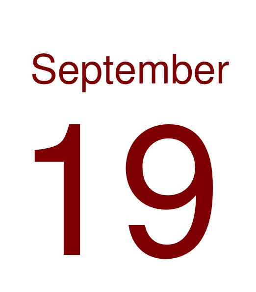 September clipart september 11. Clip art at clker