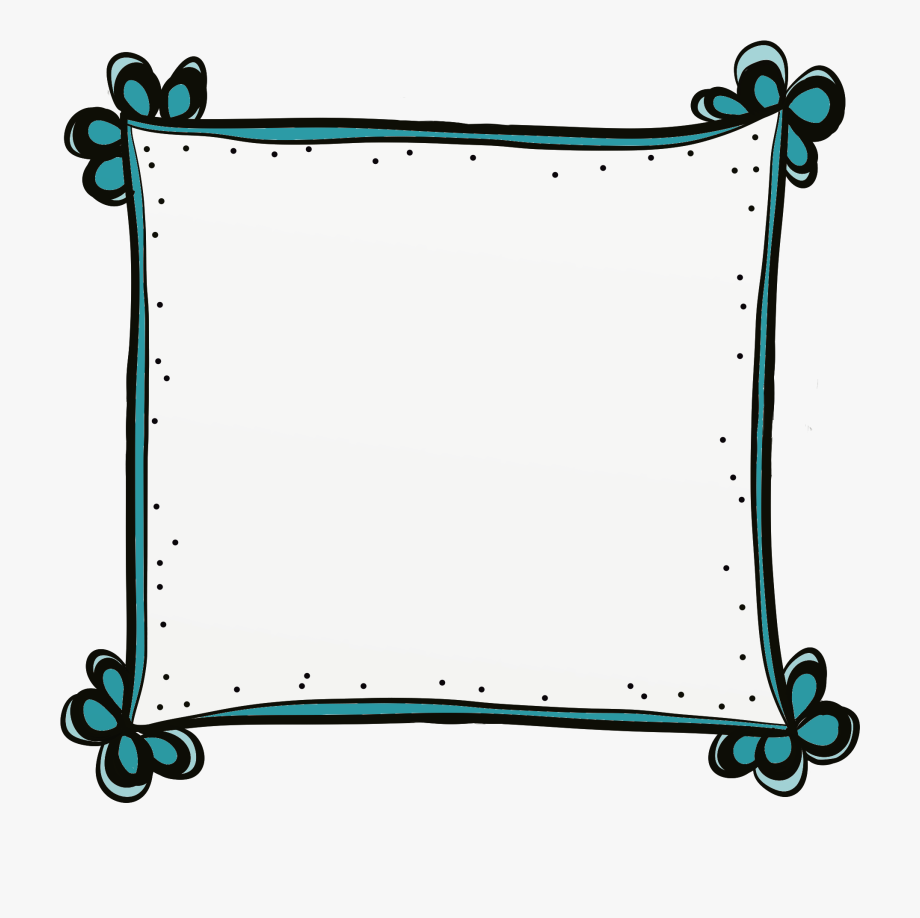 Cute frames borders and. September clipart solid