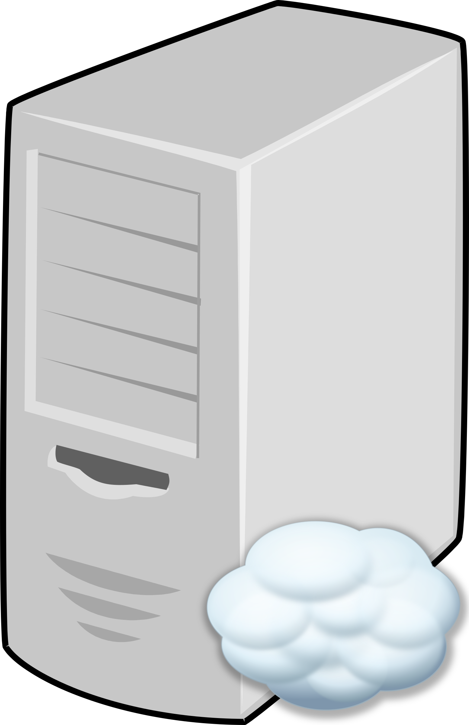Volleyball clipart server. Cloud big image png