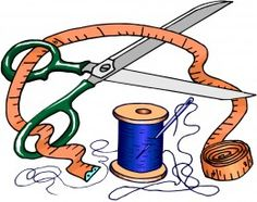 Sewing clipart. Free clip art images