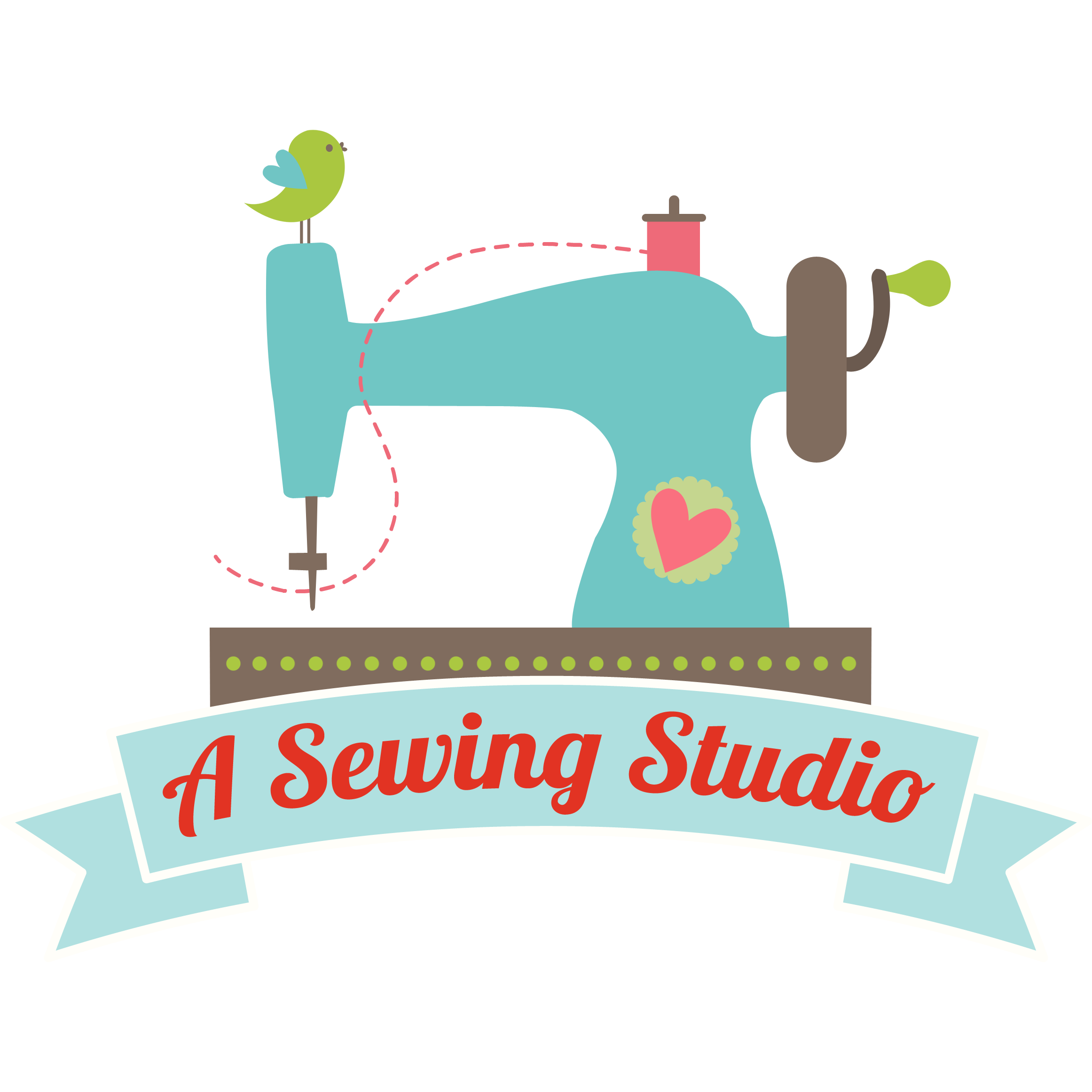 sewing clipart beginner