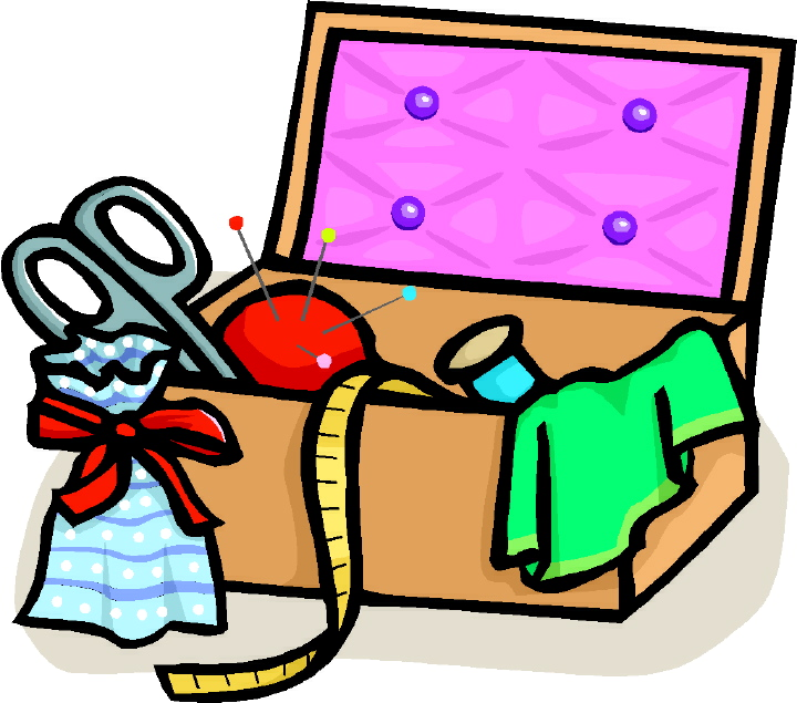 Sewing clipart sewing box. Images free download best