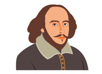 Search results for clip. Shakespeare clipart