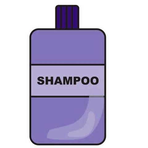 Shampoo clipart. Silhouette at getdrawings com