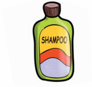 . Shampoo clipart