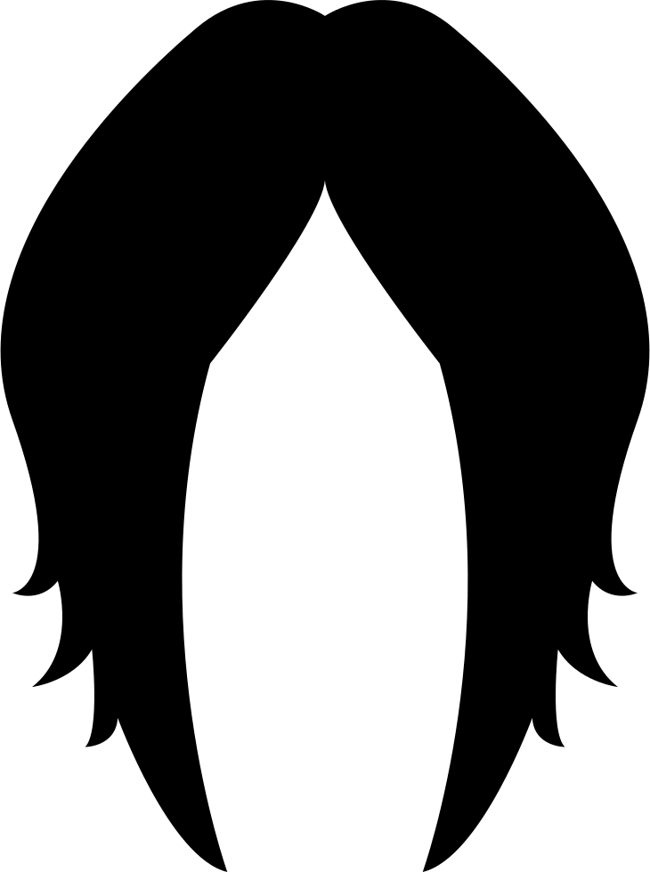 Shampoo clipart liquid object. Female hairstyle wig svg